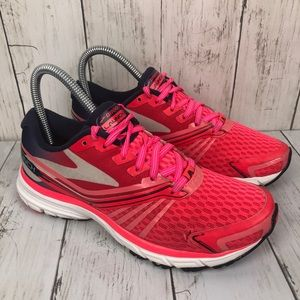 Brooks Launch 2 Pink Womens Running Shoes